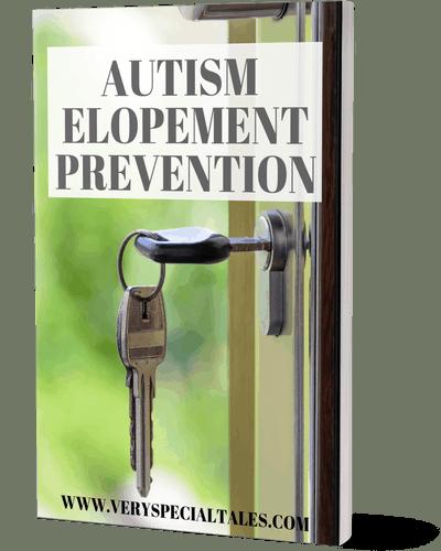 Autism Elopement Prevention Booklet