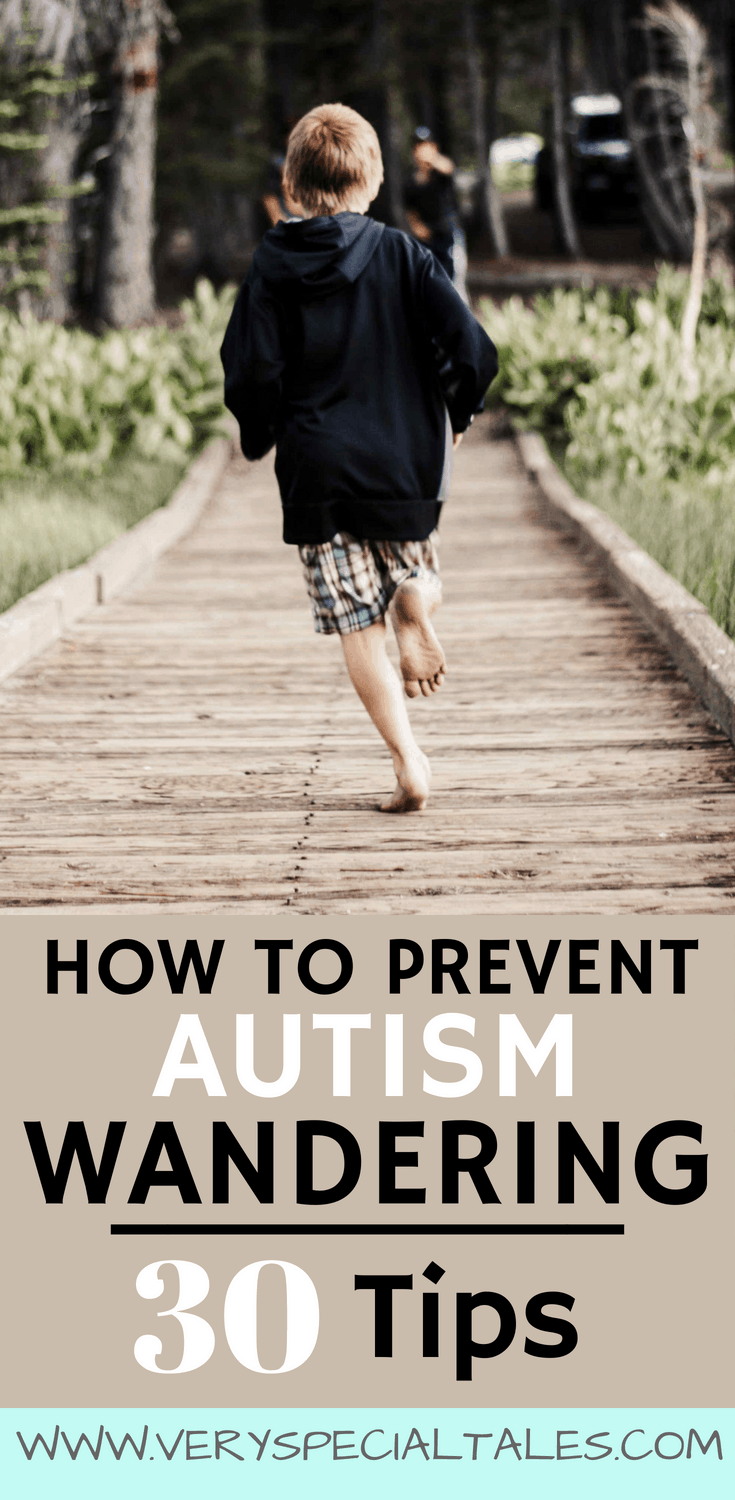 Autism Wandering Prevention
