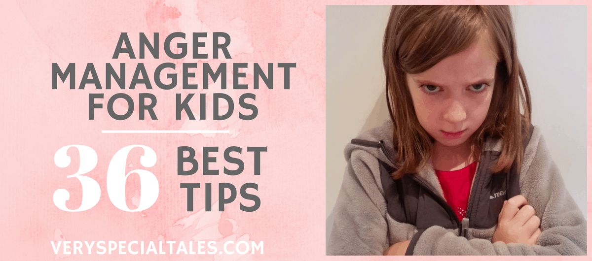 Anger Management for Kids: From angry kid to calm child
