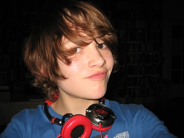 Boy with Headphones_Coping Strategies for Autism Anxiety