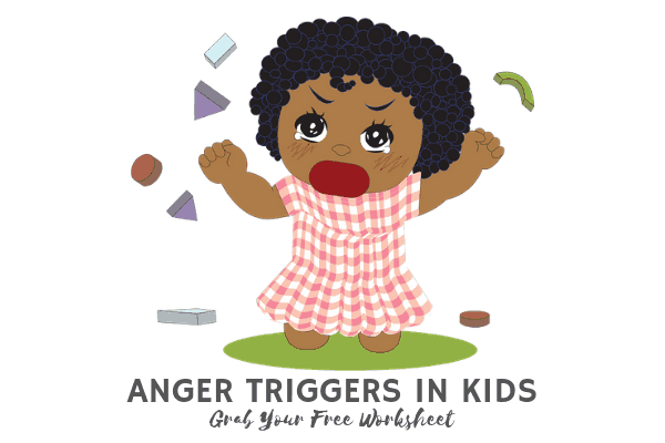 Anger Triggers in Kids banner