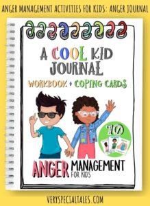 Anger Journal for Kids
