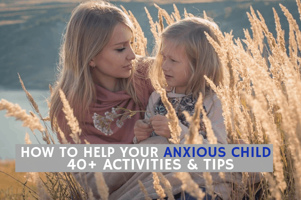 Helping an Anxious Child banner