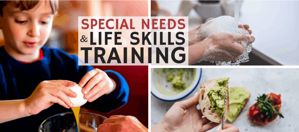 Life Skills Training for Autism banner
