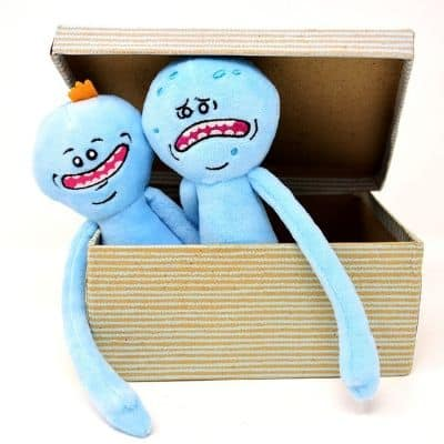 Calming Box for Kids happy and sad toys