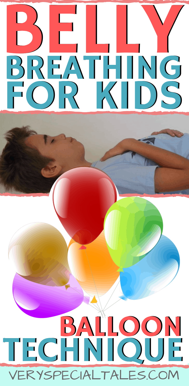 Belly Breathing for Kids_Balloon Technique