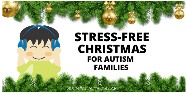STRESS-FREE CHRISTMAS FOR AUTISM FAMILIES banner