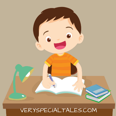 KID WRITING A JOURNAL_Benefits and Types of Journal