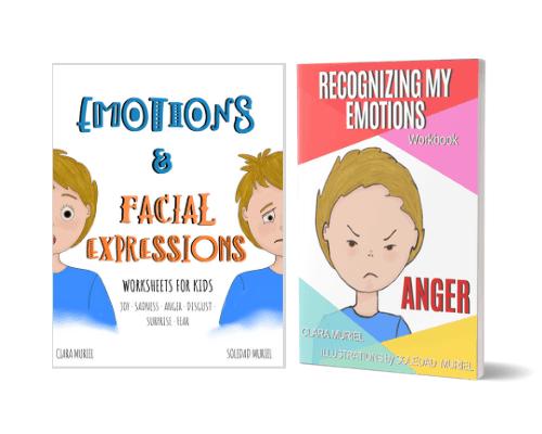 Emotions Workbooks Product Display