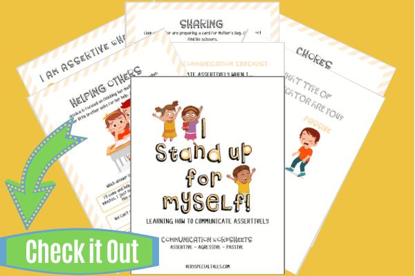 Assertive Communication Worksheets for Kids_Assertive_Passive_Aggressive