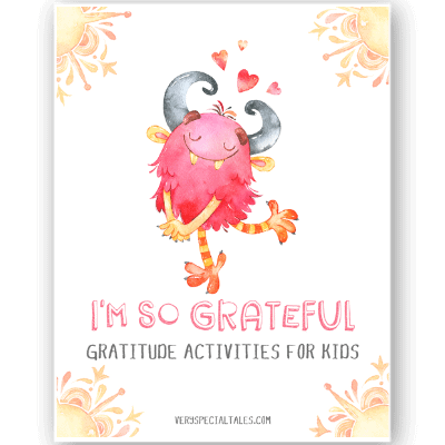 Gratitude Activities for Kids_Workbook Cover