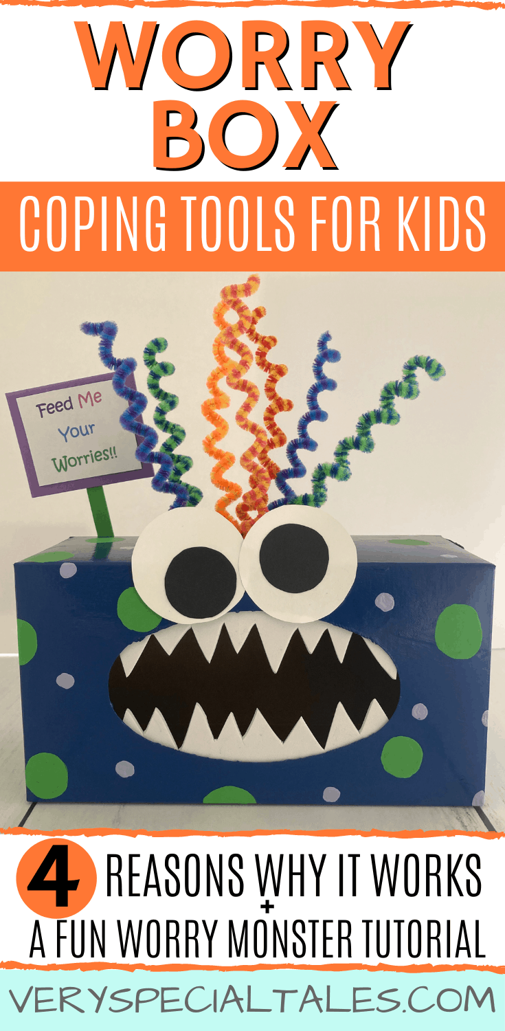 COPING TOOLS FOR KIDS_MONSTER WORRY BOX_pin