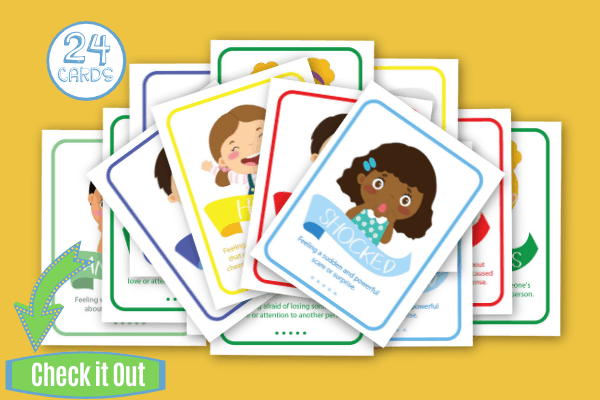 Emotions Flashcards_link to shop