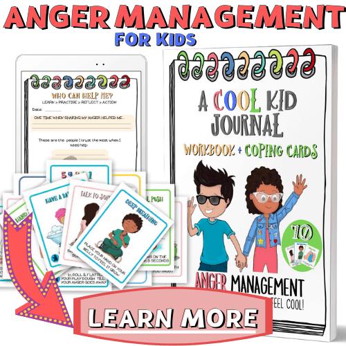 Anger Management Workbook Link to Shop